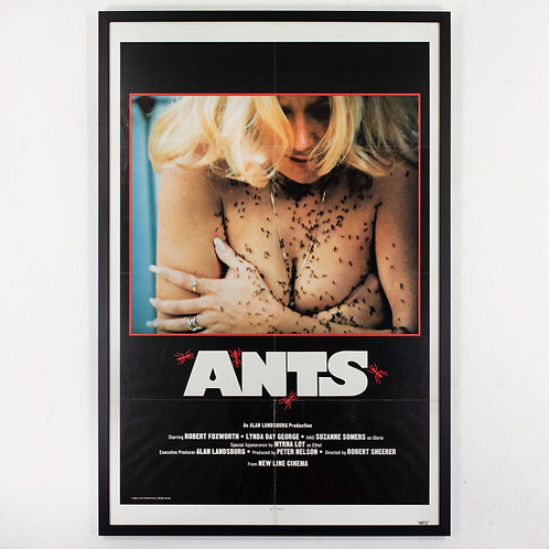 ANTS - ORIGINAL US ONE SHEET FILM POSTER