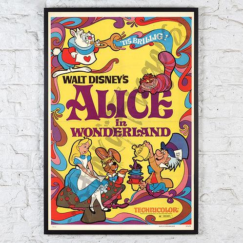 ALICE IN WONDERLAND (1974)