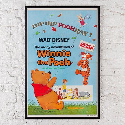 WALT DISNEY'S WINNIE THE POOH (1977)