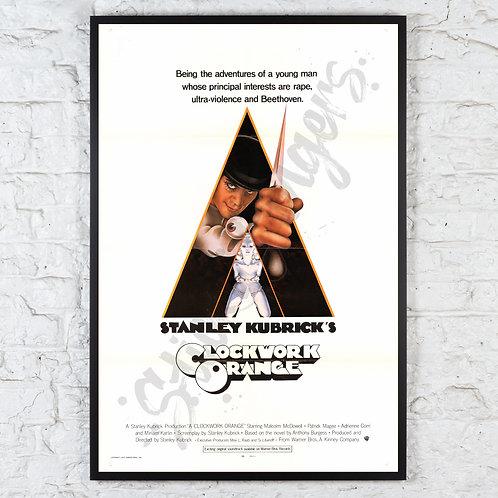 A CLOCKWORK ORANGE (1972)