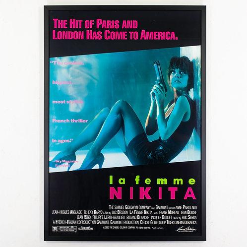 LA FEMME NIKITA - ORIGINAL FILM POSTER