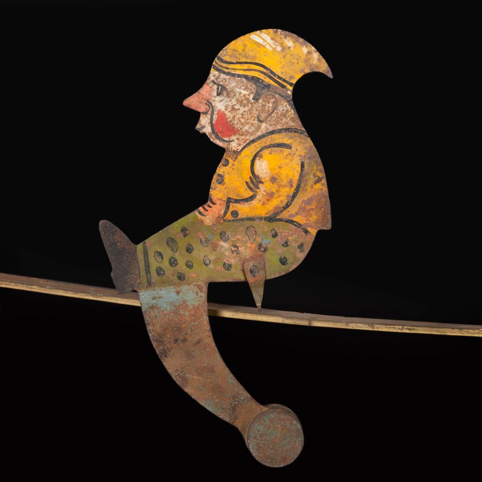 19th CENTURY SWINGING TOY