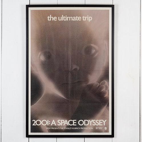 2001: A SPACE ODYSSEY (1972)
