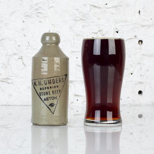 SUPERIOR STONE BEER - VICTORIAN GINGER BEER BOTTLE