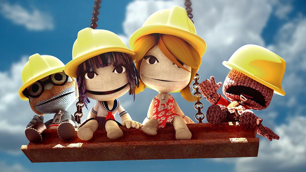 LittleBigPlanet Sackboy Men Lu