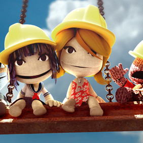 LittleBigPlanet; a lovable handcrafted adventure