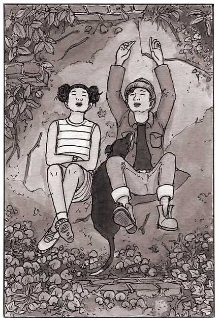 From Wildful, a graphic novel by Kengo Kurimotoful', a graphic novel by Kengo Kurimoto