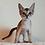 Thumbnail: 152 Lina  purebred Abyssinian female kitten