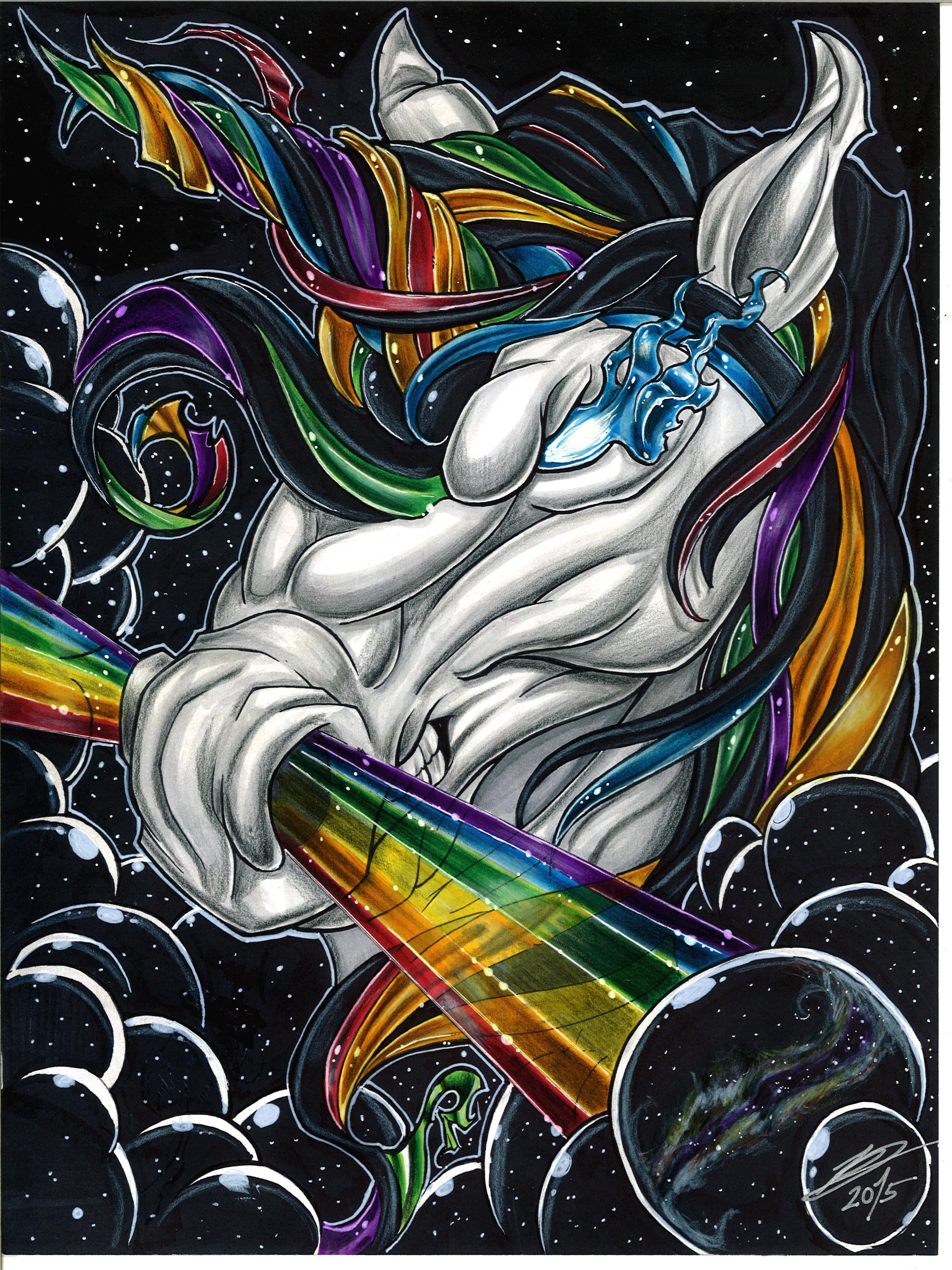 """Celestial Stallion"""