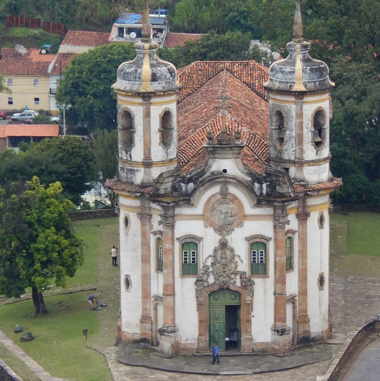 Igreja de S.F. de Assis