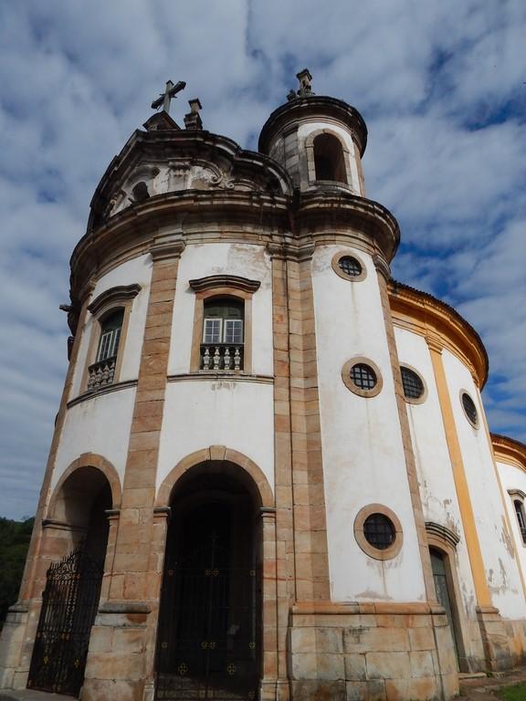 A Igreja de N. S. do Rosário