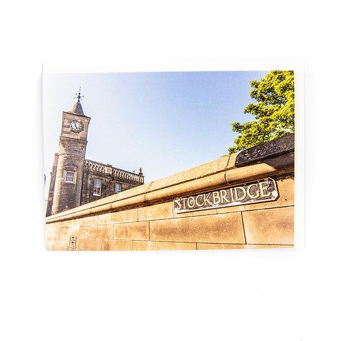 Stockbridge Card Edinburgh by Ryan McEwan Photography