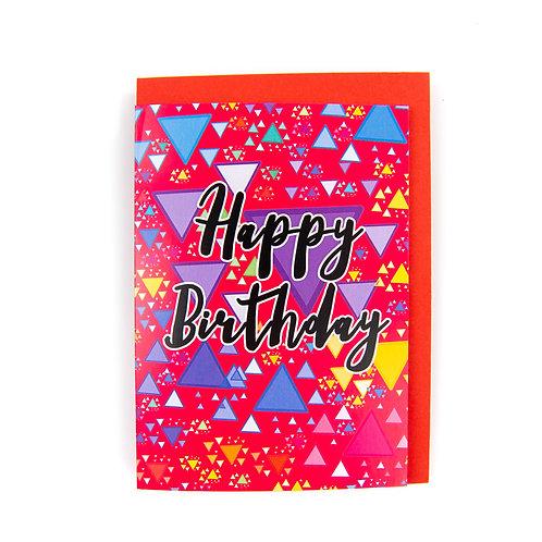 Birthday Card Edinburgh