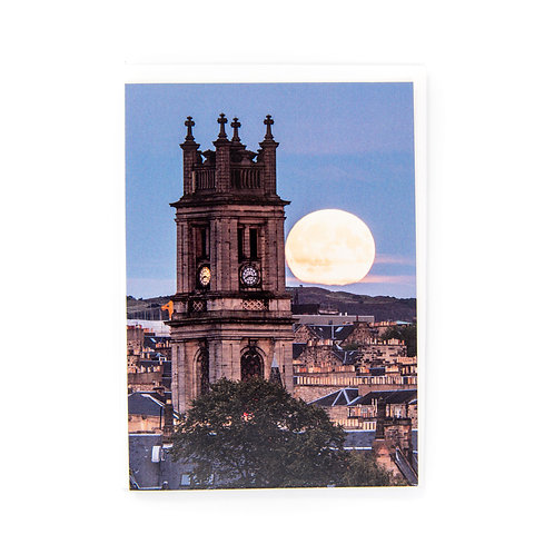 Stephen's Church Edinburgh Card by Ryan McEwan Photography