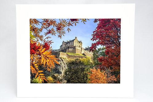 Edinburgh Castle Ryan McEwan