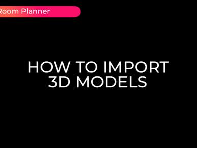 3d Models Import