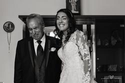 Sposa con papà