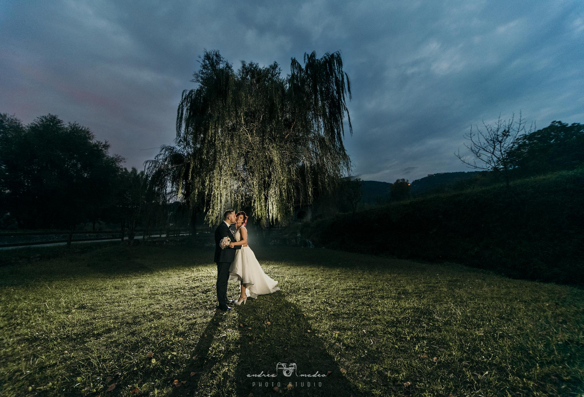 Matrimonio La fonte dell'Astore