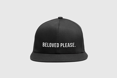 Beloved Please Meme SnapBack and Cap by Stay Lit Apparel UK Christian Clothing
