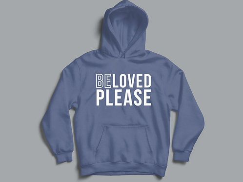Beloved Please Christian Meme Seventh-day Adventist Hoodie Christian Clothing Stay Lit Apparel UK