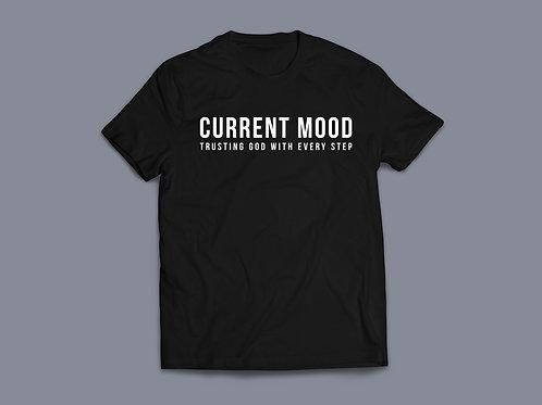 Trusting God Christian T-shirt