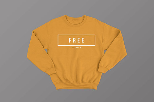 Free Christian Sweatshirt