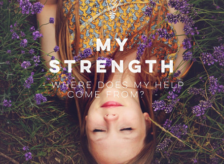 My Strength - By Scharlee Thompson