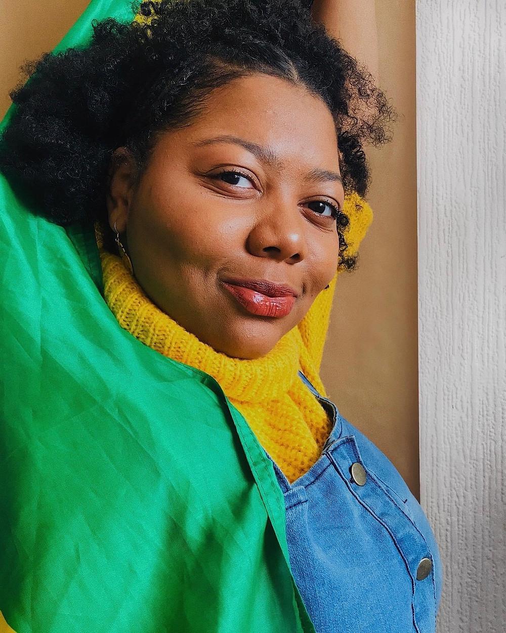 Saabirah Lawrence Asikara by Laura Jane Headwraps Black hair care