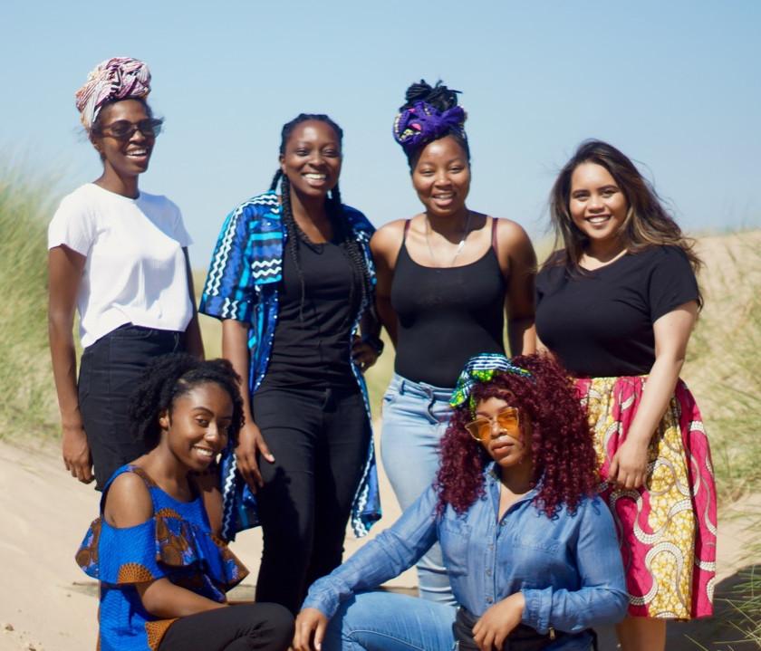 African Fashion Females Squad