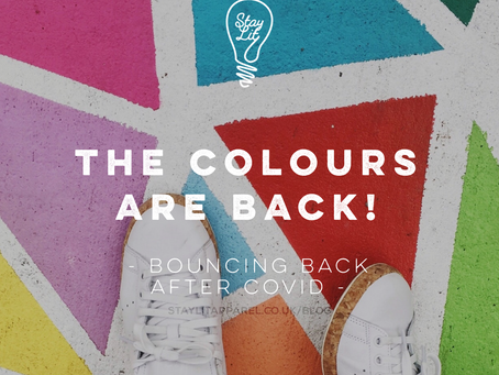 The Colours Are Back!