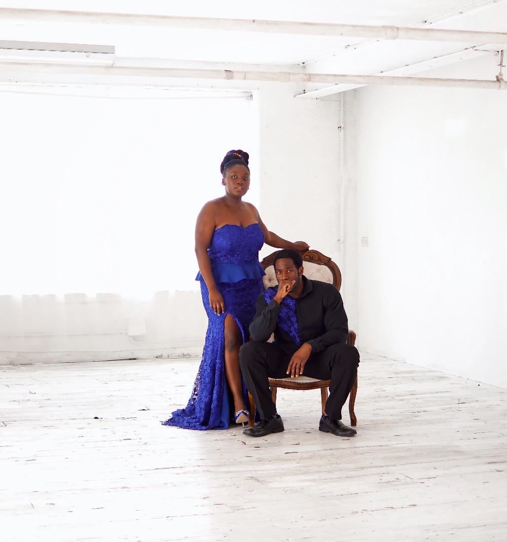 African Bride & Groom | Custom African Clothing | Asikara
