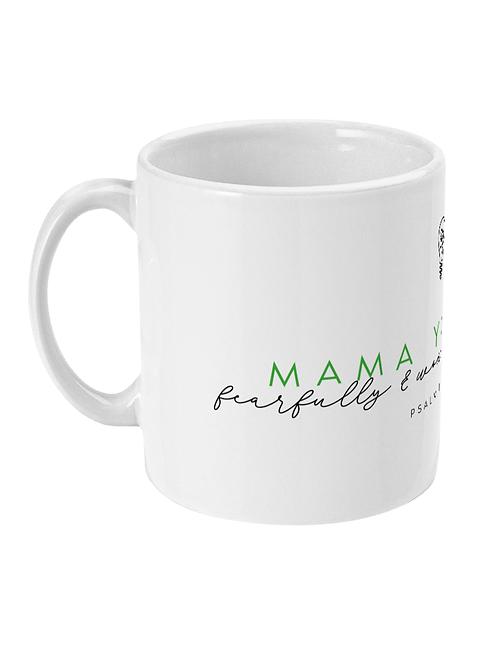 Fearfully & Wonderfully Made Mug