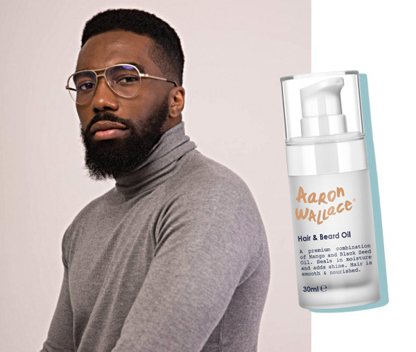 Aaron Wallace Beard Products