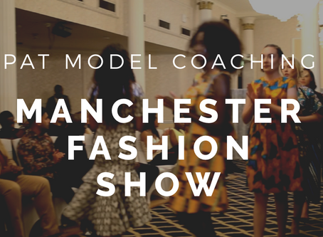 Manchester Fashion Show - Video Footage