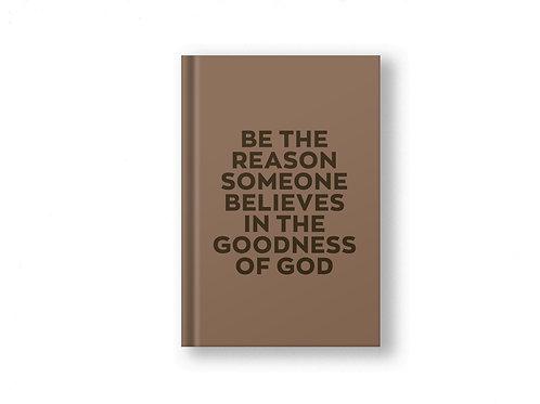 goodness of God prayer journal