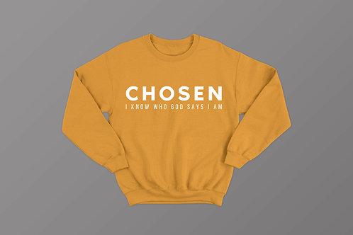 Chosen Christian Sweatshirt