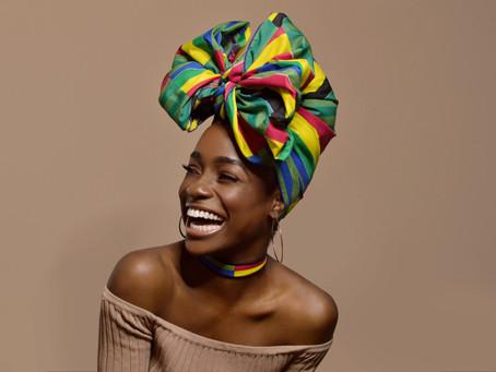 Nigeria's Fashion Designing Lawyer - Whitney Madueke #Featured