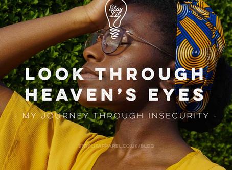 Look Through Heaven's Eyes - By Natalie Jeffers