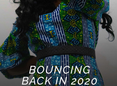 Bouncing Back in 2020: Making changes to bringing our A-Game