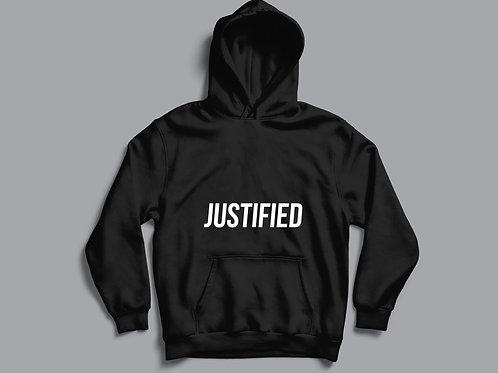 Justified Christian Hoodie Stay Lit Apparel UK
