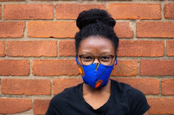 kente face mask uk