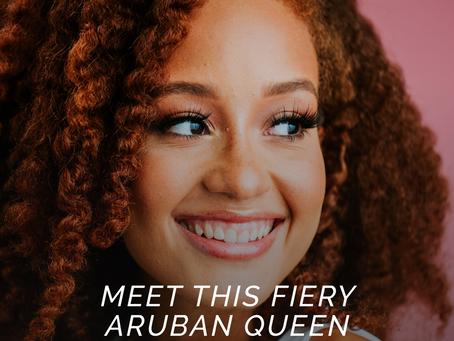 Meet this Fiery Aruban Queen @emily.melissa #Featured