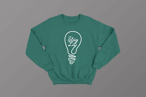 Light of the World Christian Sweatshirt