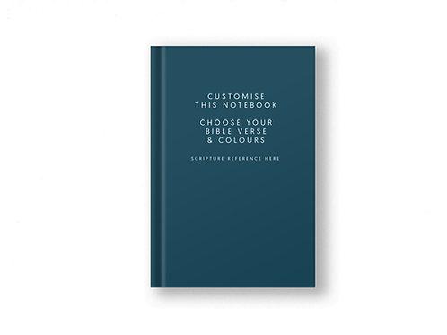 Personalised Prayer Journal