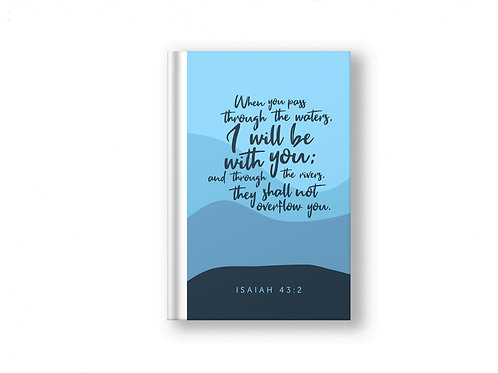 I will be with you Prayer Journal