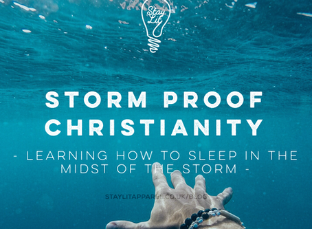 Storm Proof Christianity - By Oyin Makinde