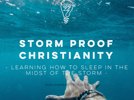 Storm Proof Christianity