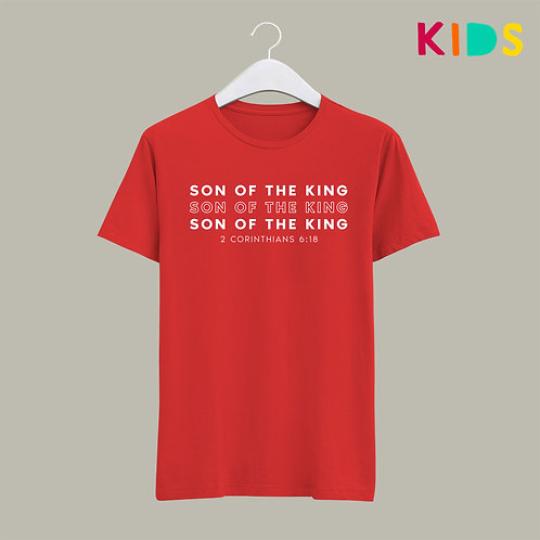 Son of the King T-shirt for Kids