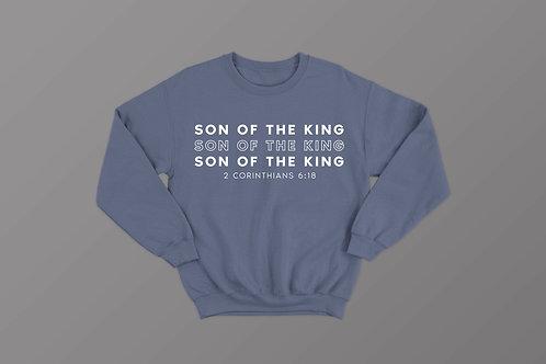 Son of the King Christian Sweatshirt
