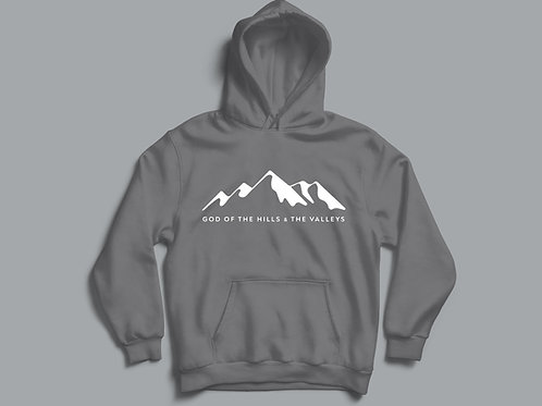 Hills and Valleys Tauren Wells Christian Hoodie